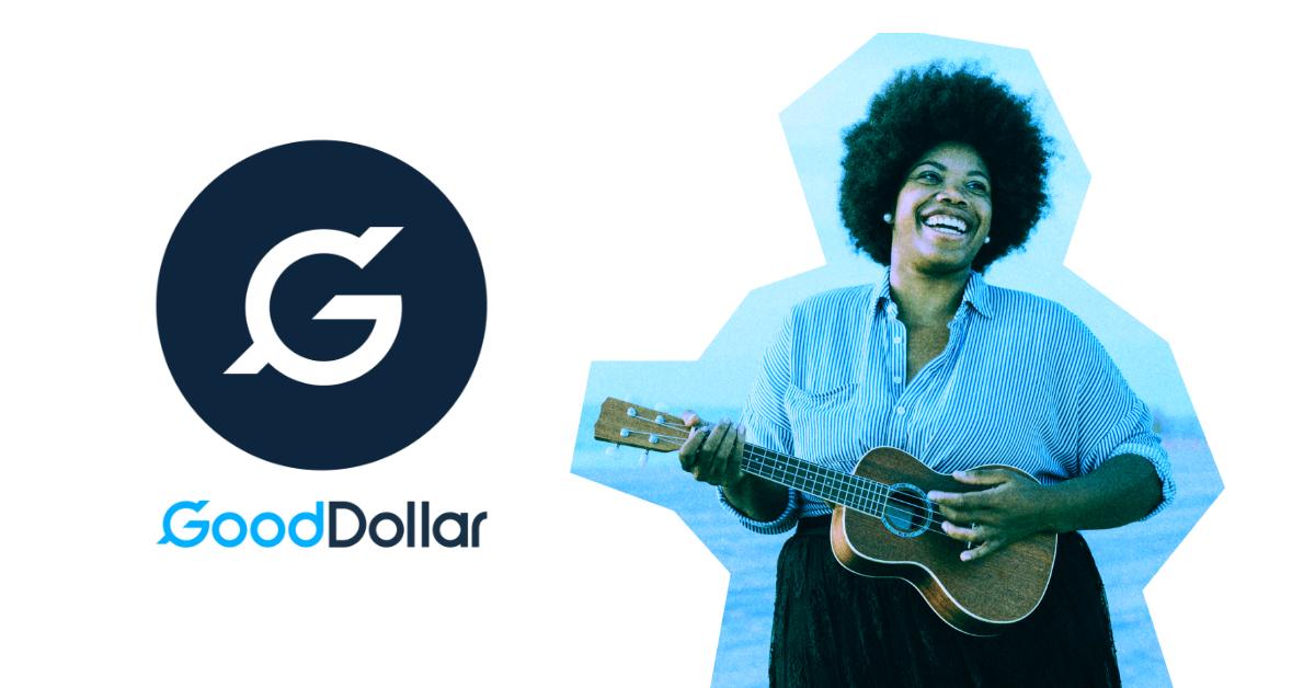 GoodDollar: Global UBI on Blockchain